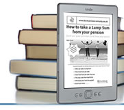 Kindle edition Pension Lump sum Guide