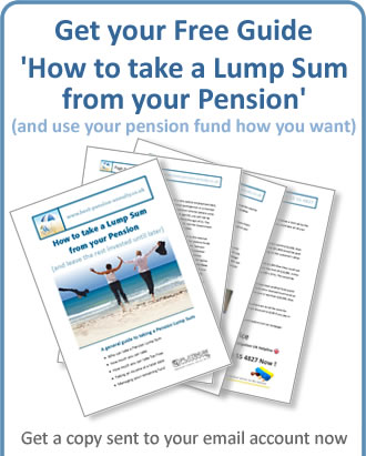 Free Guide- How to take a Lump Sum from your pension
