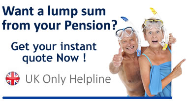 Get an instant quote on taking a lump sum from your pension