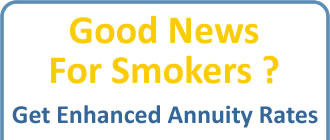 Good news for smokers - get enhanced annuity rates